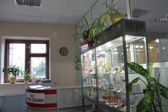 Ветеринарная аптека в Новокосино